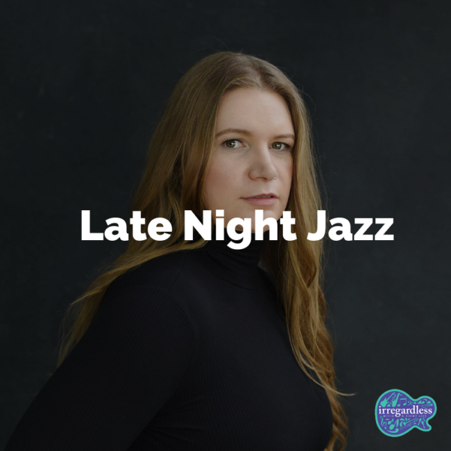 Aug 2019 Late-Night Jazz Club